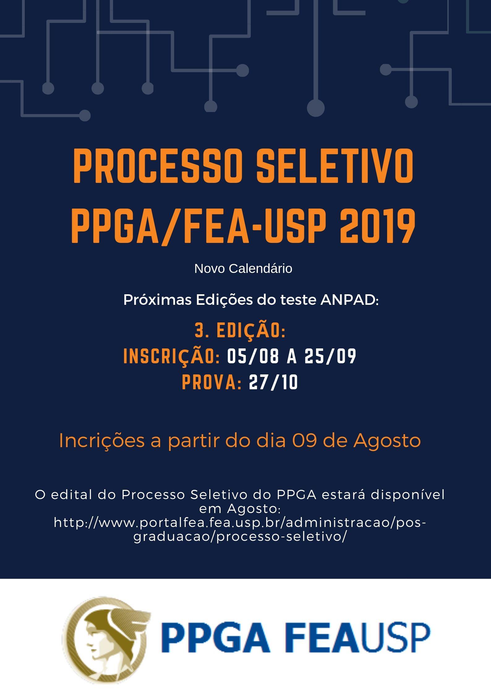 Processo Seletivo 2019-20