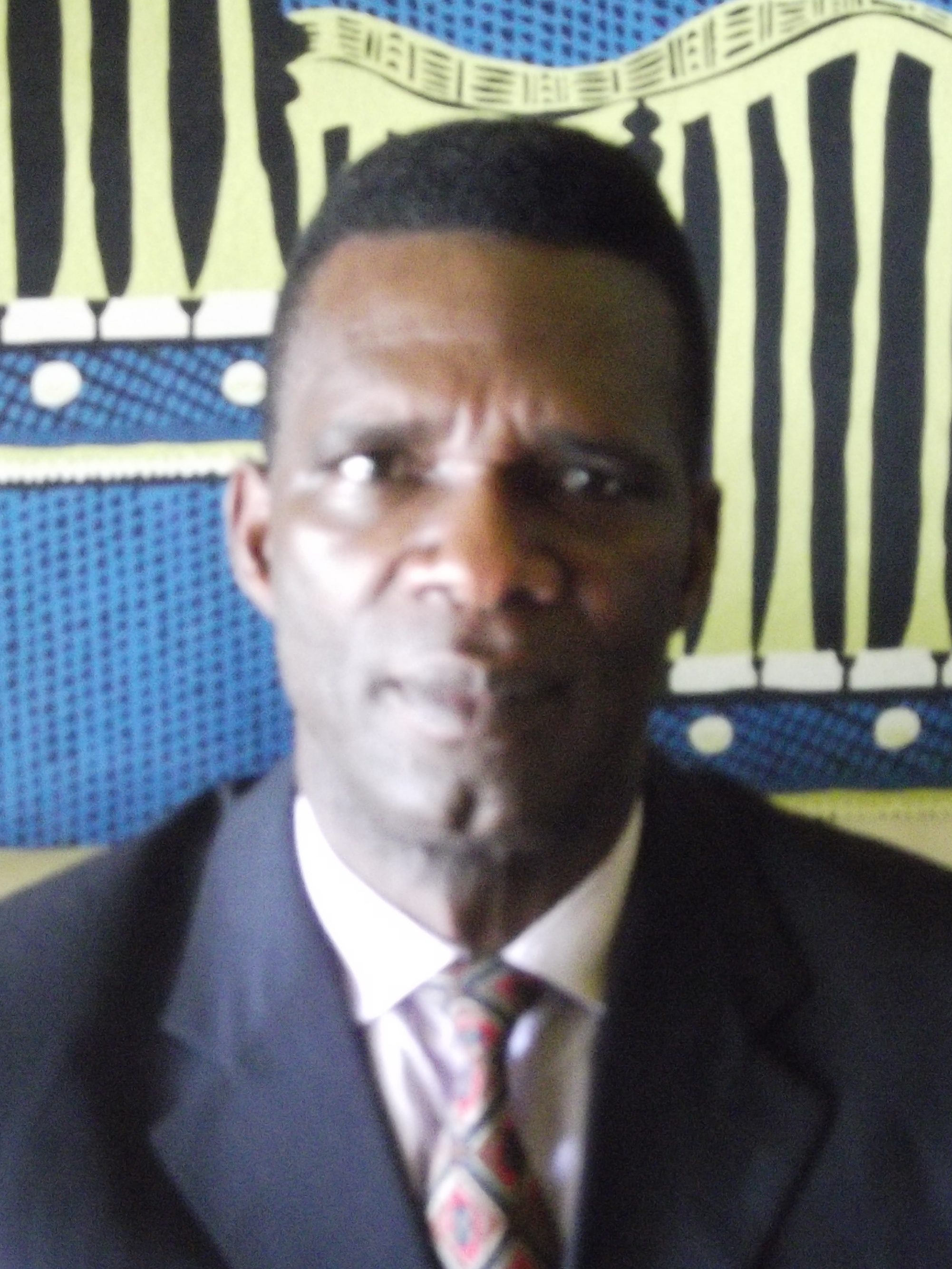 Prof. Dr. Joshua Onome Imoniana