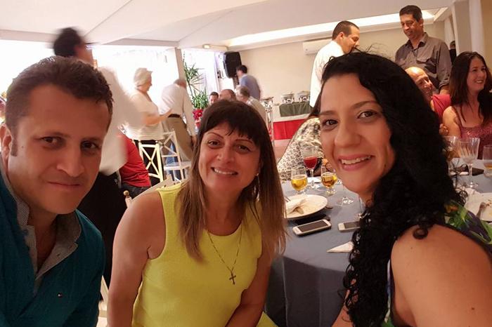 Vanderlei, Marcia e Clair