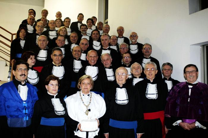 2009 - Cerimônia de Professores Eméritos