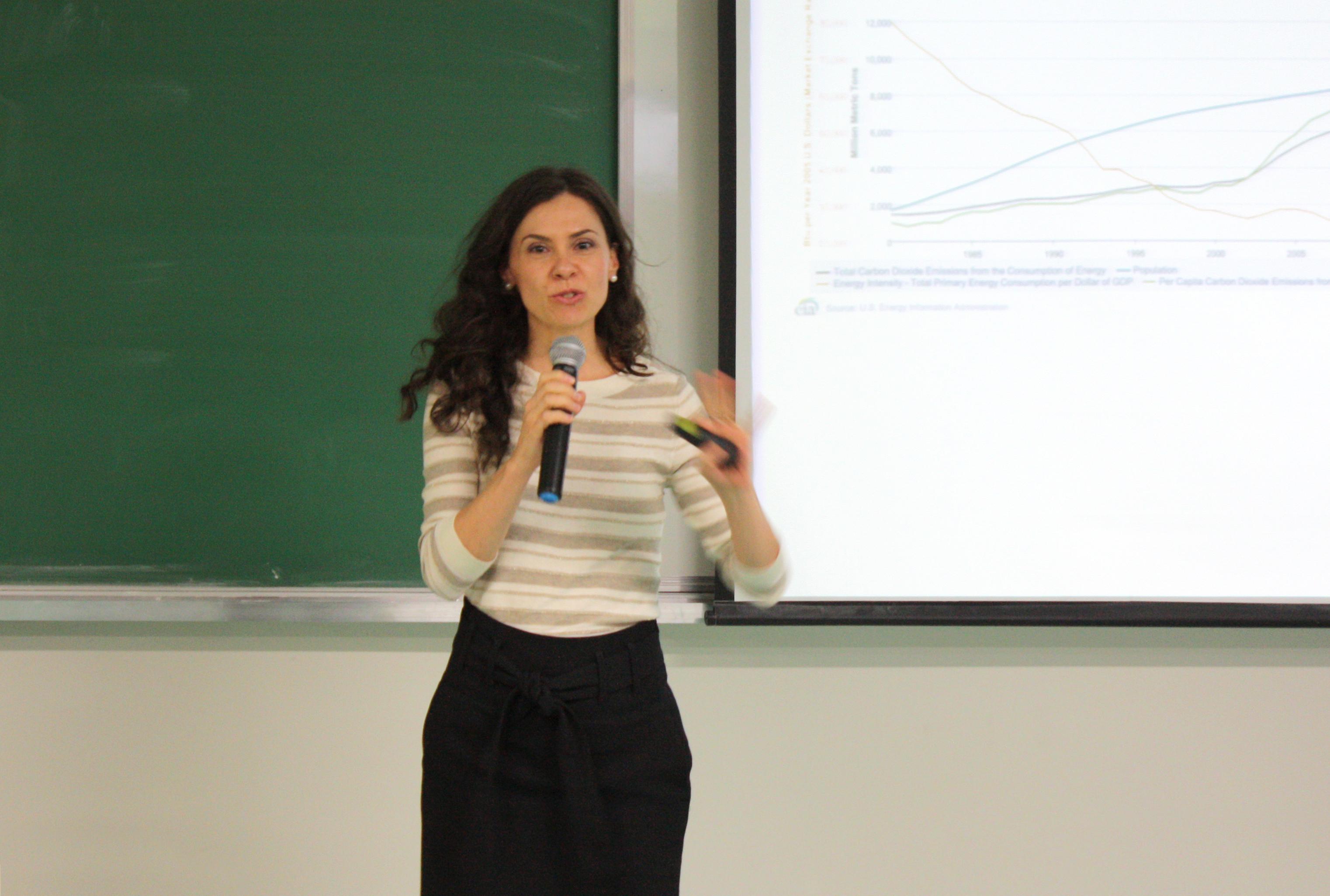 Carolina Graça falou sobre a China