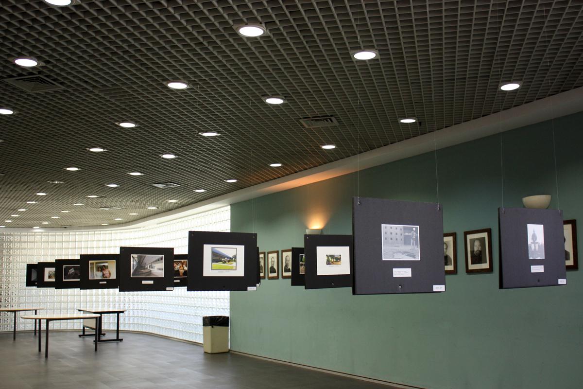 Exposição reuniu 40 fotografias