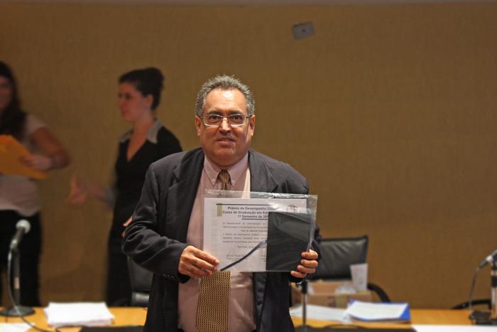 Professor Nahor Plácido Lisboa