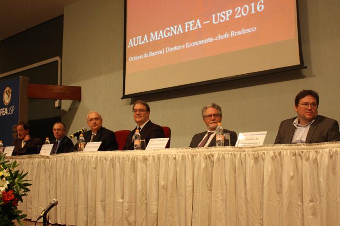 Mesa da Aula Magna 2016