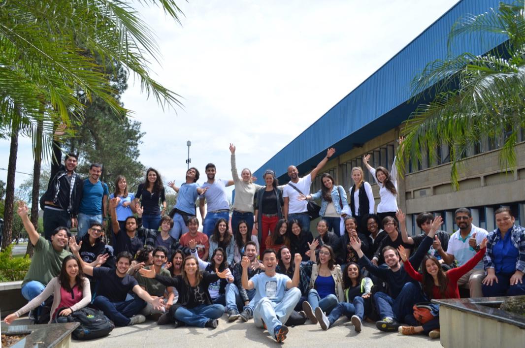 Jovens do Capão Redondo na FEA