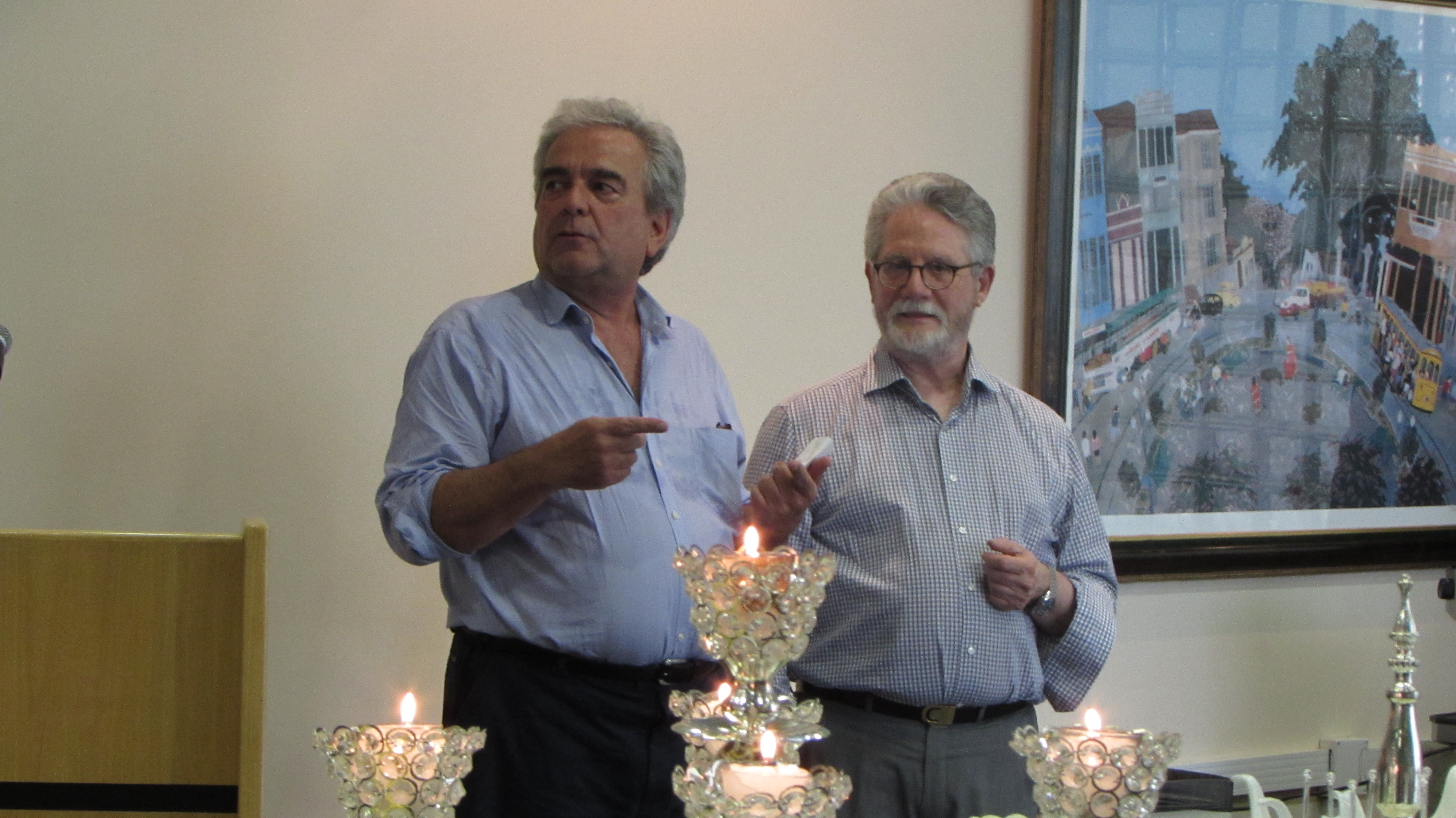 Festa Confraternização Departamento de Economia