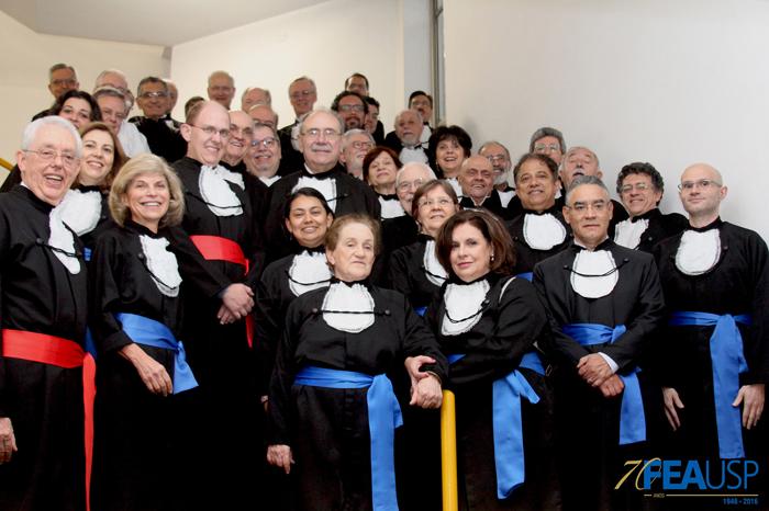 Professores da Congregação