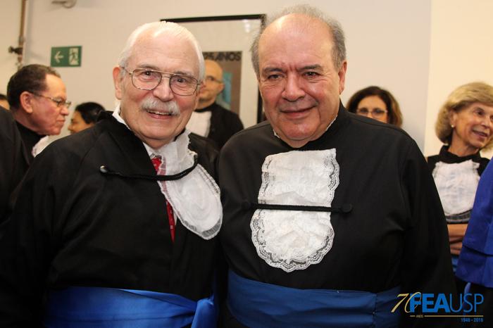Professores Campino e Denisard