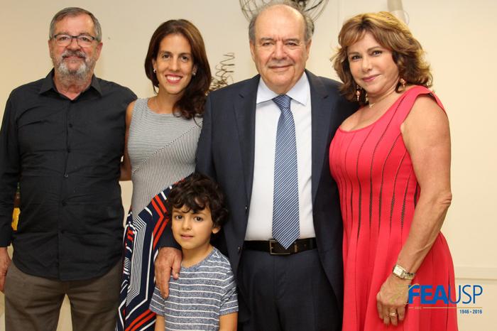 Família do prof. Denisard