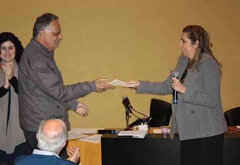 Professores da Administração são homenageados por desempenho