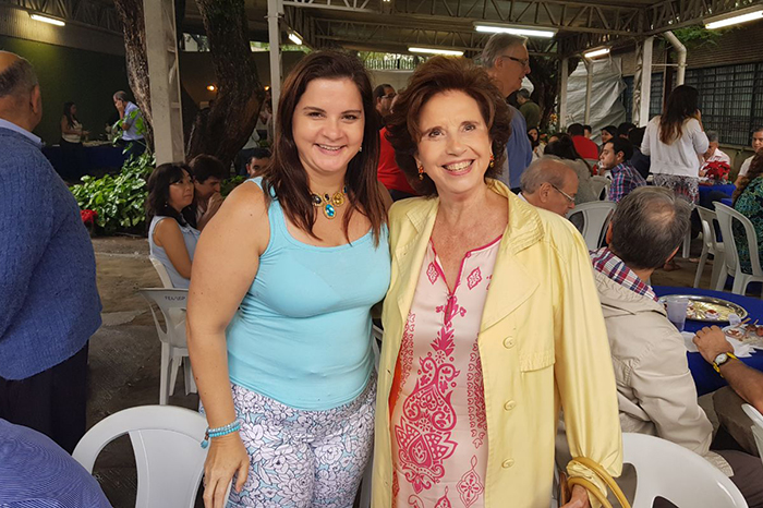Isabel e Olga Miranda