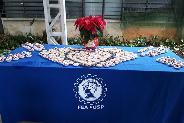 Festa final de ano da FEA