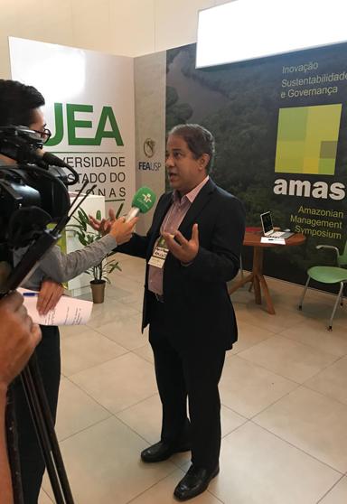 """""""I Congresso de Gestão da Amazônia"""""""