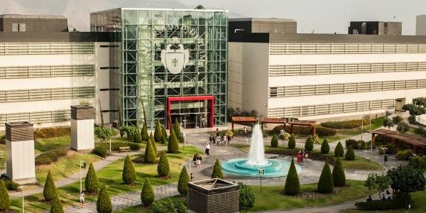 foto da universidade de lima