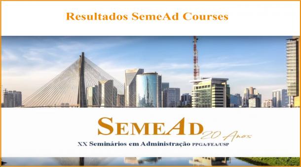 Resultado SemeAd Courses