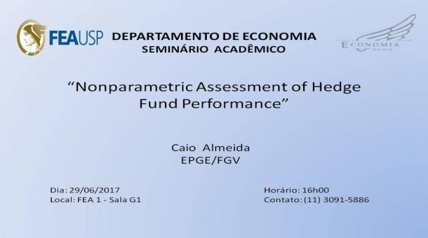 Seminário Acadêmico - 29/06/2017