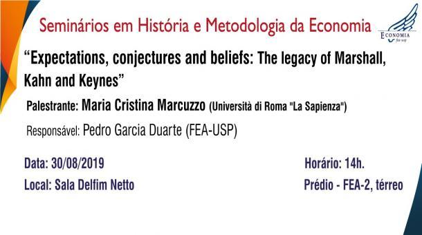 Seminários em História e Metodologia da Economia