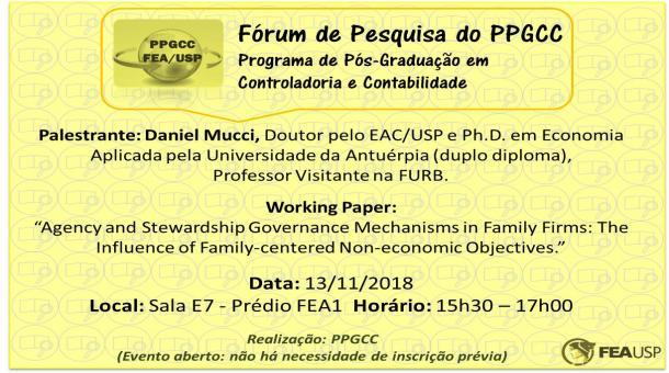 Fórum de Pesquisa PPGCC