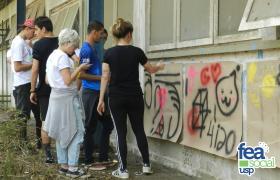 Oficina de Grafite
