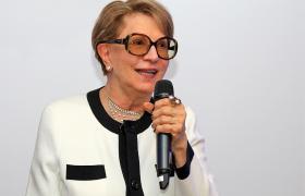 Professora emérita Diva Pinho