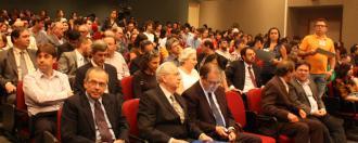 Público da Aula Magna
