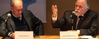 Pedro Parente e Jacques Marcovitch