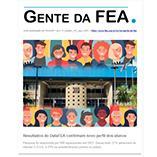 Capa Gente da FEA Agosto/21