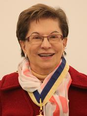 Foto da Professora Diva Pinho