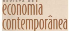 Logo revista Economia Contemporânea