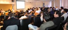 Público do Seminário em Homenagem ao Werner Baer